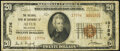 Altus, OK - $20 1929 Ty. 2 The National Bank of Commerce Ch. # 13756 Fine