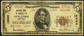 New York, NY - $5 1929 Ty. 2 National Bank of Yorkville Ch. # 12965 Fine