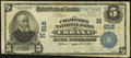 National Bank Notes:Ohio, Urbana, OH - $5 1902 Plain Back Fr. 598 The Champaign National Bank Ch. # (M)916 Fine.. ...