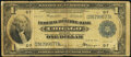 Fr. 728 $1 1918 Federal Reserve Bank Note Very Good