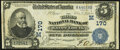 Saint Louis, MO - $5 1902 Date Back Fr. 590 The Third National Bank Ch. # (M)170 Fine-Very Fine