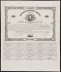 Confederate Notes:Group Lots, $100 1861 Bonds.. Ball 54 Cr. 29 Fine;. Ball 133 Cr. 48 VG-Fine.. ... (Total: 2 notes)