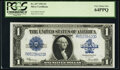 Fr. 237 $1 1923 Silver Certificate PCGS Very Choice New 64PPQ