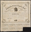 Confederate Notes:Group Lots, $500 1863 Bonds Fine.. Ball 220 Cr. 121A;. Ball 221 Cr. 121. . ... (Total: 2 items)
