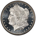 1883-CC $1 MS66 Deep Mirror Prooflike PCGS. PCGS Population: (161/3 and 12/0+). NGC Census: (39/5 and 2/0+). CDN: $1,800...