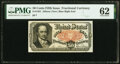 Fractional Currency:Fifth Issue, Fr. 1381 50¢ Fifth Issue PMG Uncirculated 62.. ...