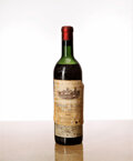 Chateau Ausone 1955 St. Emilion ms, gsl, hwasl, excellent color Bottle (1)