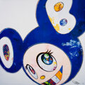 Collectible, Takashi Murakami (b. 1962). And Then... All Things Good and Bad, All Days Fine and Rough, 2014. Offset lithograph in col...