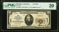 National Bank Notes:Arkansas, Harrison, AR - $20 1929 Ty. 1 First National Bank Ch. # 10801 PMG Very Fine 20.. ...