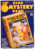 Pulps, Dime Mystery Magazine - January 1933 (Popular) Condition: VG....