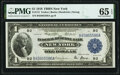 Large Size:Federal Reserve Bank Notes, Fr. 712 $1 1918 Federal Reserve Bank Note PMG Gem Uncirculated 65 EPQ.. ...