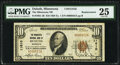 Duluth, MN - $10 1929 Ty. 1 The Minnesota National Bank Ch. # 11810 PMG Very Fine 25