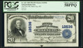 Miles City, MT - $20 1902 Plain Back Fr. 661 The First National Bank Ch. # 12536 PCGS Choice About New