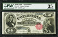 Large Size:Legal Tender Notes, Fr. 179 $100 1880 Legal Tender PMG Choice Very Fine 35.. ...