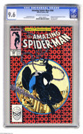 Modern Age (1980-Present):Superhero, The Amazing Spider-Man #300 (Marvel, 1988) CGC NM+ 9.6 Off-white towhite pages. Origin and first full appearance of Venom. ...