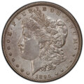Morgan Dollars: , 1895-O $1 -- Cleaning -- PCGS Genuine. XF Details. Mintage 450,000. ...