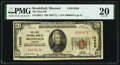 Brookfield, MO - $20 1929 Ty. 1 The First National Bank Ch. # 12820 PMG Very Fine 20