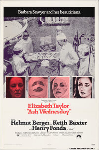 """Ash Wednesday & Other Lot (Paramount, 1973). Folded, Very Fine+. One Sheets (2) (27"""" X 41""""). Drama. ... (T..."""