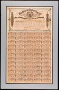 Confederate Notes:Group Lots, Ball 329 Cr. 144D $1,000 1864 Not Graded.. ...