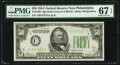 Fr. 2102-C $50 1934 Federal Reserve Note. PMG Superb Gem Unc 67 EPQ