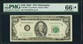 Small Size:Federal Reserve Notes, Fr. 2160-C $100 1950C Federal Reserve Note. PMG Gem Uncirculated 66 EPQ★ .. ...