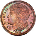 Patterns, 1878 $5 Five Dollar, Judd-1578, Pollock-1771, Low R.7, PR66 Brown PCGS....