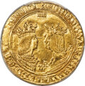Spain, Spain: Ferdinand & Isabella (1474-1504) gold 4 Excelentes ND (from 1497) (Aqueduct)-A MS62 PCGS,...