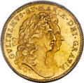 Great Britain, Great Britain: William & Mary gold 2 Guineas 1694/3 MS64 PCGS,...