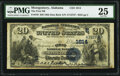 Montgomery, AL - $20 1882 Date Back Fr. 549 The First National Bank Ch. # (S)1814 PMG Very Fine 25