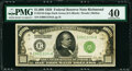 Small Size:Federal Reserve Notes, Fr. 2210-E $1,000 1928 Federal Reserve Note. PMG Extremely Fine 40.. ...