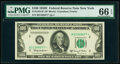 Small Size:Federal Reserve Notes, Fr. 2162-B* $100 1950E Federal Reserve Note. PMG Gem Uncirculated 66 EPQ.. ...