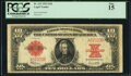 Large Size:Legal Tender Notes, Fr. 123 $10 1923 Legal Tender PCGS Fine 15.. ...