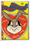 Golden Age (1938-1955):Funny Animal, Looney Tunes and Merrie Melodies Comics #29 (Dell, 1944) Condition: VG. Overstreet 2004 VG 4.0 value = $52....