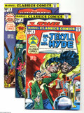 Bronze Age (1970-1979):Classics Illustrated, Marvel Classics Comics #1-36 Group (Marvel, 1976-78) Condition:Average VF+. This is the title's complete run. Artists inclu...(Total: 36 Comic Books Item)