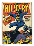 Golden Age (1938-1955):War, Military Comics #20 (Quality, 1943) Condition: VG-. Overstreet 2003VG 4.0 value = $146....