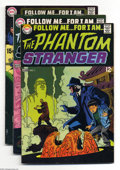 Bronze Age (1970-1979):Horror, The Phantom Stranger Group (DC, 1969-75) Condition: Average FN. This group includes #1, 2, 3, 19, 20, 26, 28, 31, 32, 33, 34... (Total: 12 Comic Books Item)