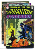 Bronze Age (1970-1979):Horror, The Phantom Stranger Group (DC, 1969-73) Condition: Average VG+.This group includes #1, 11, 19, 26, and 27. Overstreet 2004...(Total: 5 Comic Books Item)