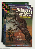 Bronze Age (1970-1979):Horror, Ripley's Believe It Or Not and Grimm's Ghost Stories Group (GoldKey, 1976-79) Condition: Average FN/VF. This group includes...(Total: 39 Comic Books Item)