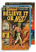 Silver Age (1956-1969):Horror, Ripley's Believe It Or Not Group (Harvey and Gold Key, 1953-71)Condition: Average VG. This group includes two issues from t...(Total: 26 Comic Books Item)