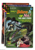Bronze Age (1970-1979):Horror, Ripley's Believe It Or Not #34 -64 Group (Gold Key, 1972-76)Condition: Average VG. Included here are issues 34, 35 (cover d...(Total: 31 Comic Books Item)