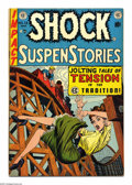Golden Age (1938-1955):Horror, Shock SuspenStories #13 (EC, 1954) Condition: FN+. Featuring FrankFrazetta's only solo story for EC. The issue's other arti...