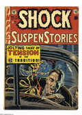 Golden Age (1938-1955):Horror, Shock SuspenStories #4 and 5 Group (EC, 1953) Condition: GD/VG.Artists include Jack Davis, Jack Kamen, Joe Orlando, and Wal...(Total: 2 Comic Books Item)