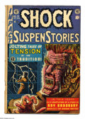 Golden Age (1938-1955):Horror, Shock SuspenStories #7 and 9 Group (EC, 1953) Condition: AverageGD. Artists include Jack Kamen, Wally Wood, and Joe Orlando...(Total: 2 Comic Books Item)
