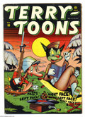 Golden Age (1938-1955):Funny Animal, Terry-Toons Comics #10 (Timely, 1943) Condition: VG+. Overstreet2003 VG 4.0 value = $70....