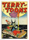 Golden Age (1938-1955):Funny Animal, Terry-Toons Comics #15 (Timely, 1943) Condition: FN. Overstreet2003 FN 6.0 value = $66....