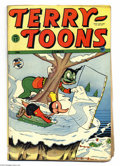 Golden Age (1938-1955):Funny Animal, Terry-Toons Comics #17 (Timely, 1944) Condition: VG+. Overstreet2003 VG 4.0 value = $44....