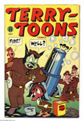 Golden Age (1938-1955):Funny Animal, Terry-Toons Comics #22 (Timely, 1944) Condition: VG+. Overstreet2003 VG 4.0 value = $30....