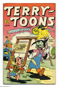 Golden Age (1938-1955):Funny Animal, Terry-Toons Comics #23 (Timely, 1944) Condition: FN/VF. Overstreet2003 FN 6.0 value = $45; VF 8.0 value = $86....