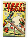 Golden Age (1938-1955):Funny Animal, Terry-Toons Comics #26 (Timely, 1944) Condition: FN+. Overstreet2003 FN 6.0 value = $45....