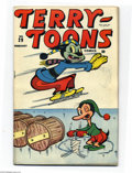 Golden Age (1938-1955):Funny Animal, Terry-Toons Comics #29 (Timely, 1945) Condition: VG. Overstreet 2003 VG 4.0 value = $30....